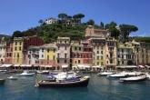 Italian Riviera near Rapallo